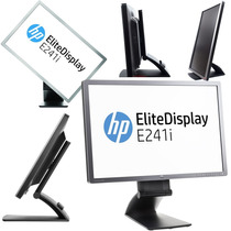 Monitor Hp Led 24 Elitedisplay E241i Hd Pantalla Giratoria