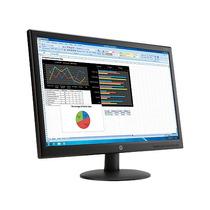 Monitor Led De 23,6 Pulgada Hp V241p 100% Nuevo Envio Gratis