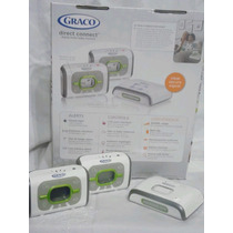 Radio Monitor Para Bebe Doble Via Graco Bateria Recargable