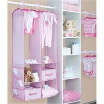 Set Organizador De Closet Para Bebe Delta Children Beige,ros