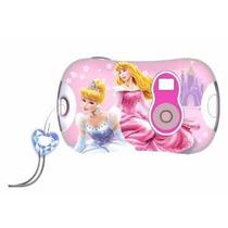 Disney Princess Cámara 2.0 Mp Digital Con Pantalla De Vista