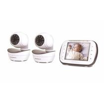 Monitores Para Bebes Motorola Digital Video Baby Monitor Wit