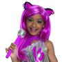 Vestuario Co Rubie - Monster High Catty Noir Peluca