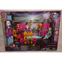 Juguetibox: Monster High Spectra 13 Deseos Party Lounge
