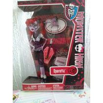 Monster High Operetta Primera Edición Básica Diario