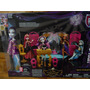 Monster High Sala De Fiestas 13 Deseos