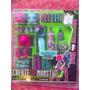Monster High Ice Y Blob Munecas Set Crea Tu Monster