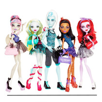 Monster High Dance Class 5 Pack Gil Webber Lagoona Operetta