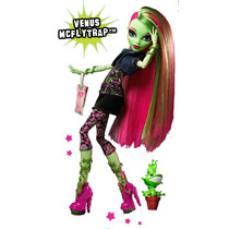 Monster High Venus Lote De 4 Piezas