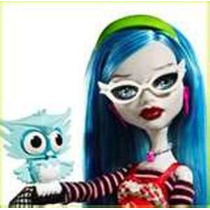 Monster High Ghoulia Yelps 1ra Edicion Ndd