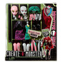 Monster High Crea Tu Loba Y Dragon Set Grande