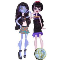 Monster High, Mattel, Set Vampira Y Monstruo Marino