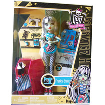 Frankie Stein, Classroom, Home Ick, Mattel, Monster High