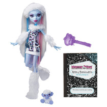 Monster High, Stardoll, Abbey Bominable, Mattel, Nueva