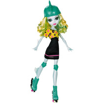 Monster High, Lagoona Blue, Patinadora, Roller Maze