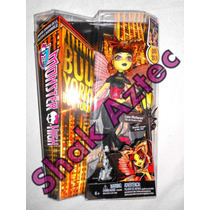 Luna Mothes Hija De La Polilla Boo York Monster High Nueva!