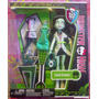 Monster High Set De Muneca Y Ropa De Scarah Screams