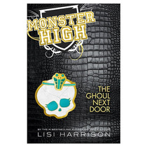 Monster High: El Ghoul Next Door Libro
