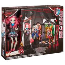 Rochelle Goyle, Circo Monstruoso- Mattel Monster High