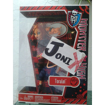 Monster High Toralei Primera Edición