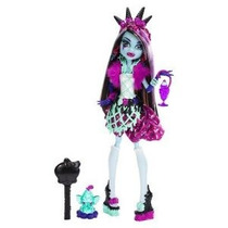 Monster High Dulce Gritos - Abbey Bominable Muñeca