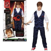 1d Liam Muneco Que Canta Figura Coleccion One Direction Doll