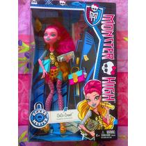 Monster High Muneca Gigi Grant Serie Escuela