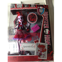 Monster High Operetta (intelectual)