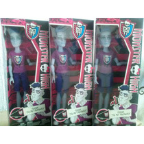Monster High Slo Mo Sloman
