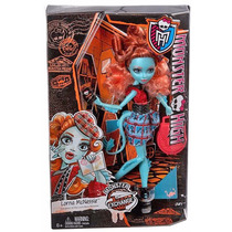Muñeca Monster High Lorna Mcnessie Exchange Colección Epicus