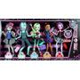 Monster High Paquete De 5 Envio Gratis!