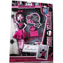 Monster High Draculaura, Espectra Y Cleo Picture Day
