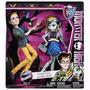 Monster High Paq. De 2 Frankie Stein Y Jackson