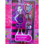 Set De Ropa Para Muneca Monster High Spectra Vondergeist