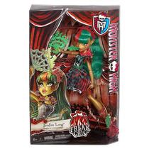 Muñeca Monster High Jinafire Long Freak Du Chic Colección