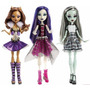 Monster High Ghouls Alive Spectra Frankie Clawden Con Luces