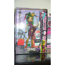 Jinafire Long Monster High Scaris Mattel Muñeca