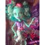 Monster High Muneca De Honey Swamp De Serie Hauntlywood