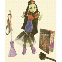 Monster High Casta Fierce Bruja Witch Edicion Limitada Unica