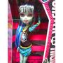 Monster High Muneca Frankie Stein De Serie Espiritu Necrofag