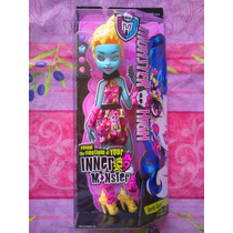 Monster High Set Spooky Inner Monster De Ropa Y Accesorios