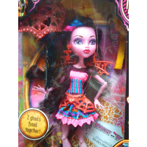 Monster High Muneca Fusion Draculaura Y Robecca Steam