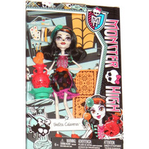 Monster High Clase De Arte Art Class Skelita Ultimas