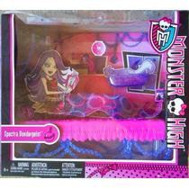 Monster High Set De Recamara De Spectra Vondergeist