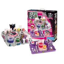 Centro De Belleza Monster High