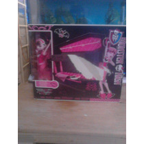 Monster High Ataud De Draculaura