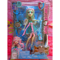 Monster High Serie Embrujadas Muneca De Rochelle Goyle