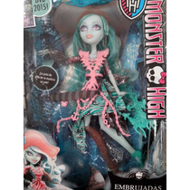 Monster High Vandala Haunted No Cupido Sirena Draculaura