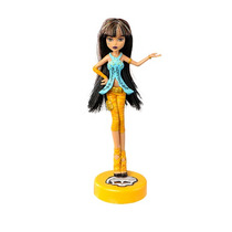 Monster High Doll Plumas - Cleo De Nile