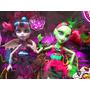 Monster High Set De Sacudida Zombie Con Rochelle Y Venus